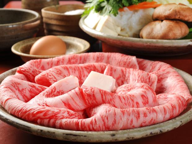 「元祖伊賀肉 金谷」の最高級の伊賀肉